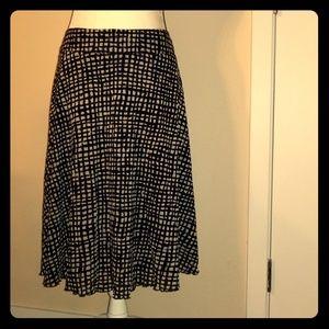 Pendleton Windward Nylon Mesh Skirt